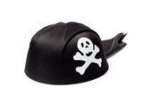 Pirate Hat On White