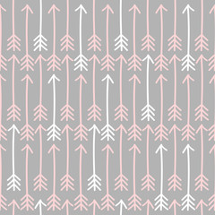 Arrows Seamless Background