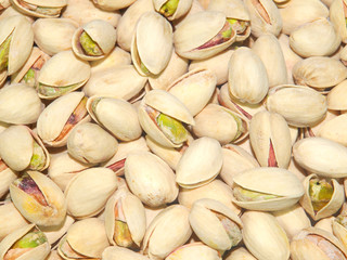 Roasted an salted pistachios