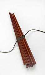Bundle of Wooden Chopsticks