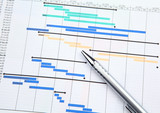 Project management with gantt chart - 62472356