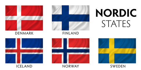 Nordic Scandinavian Countries