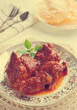 Indian curry chicken.
