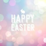 Fototapety Easter Bokeh Background