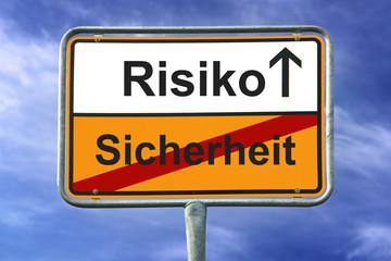 Risiko / Sicherheit