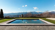 Swimming pool, view outdoor