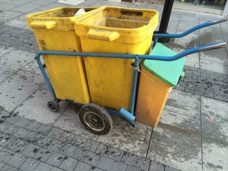 Çöp Arabası