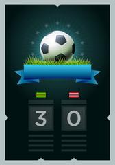 Soccer Banner