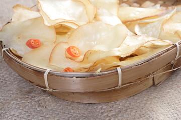Chips Cassava