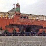 mausoleum, Red Square