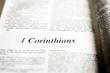 Book of 1 Corinthians