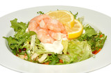 Fresh Prawn Salad