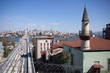 panoramic view of Istanbul, Turkey