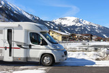 Wohnmobil Winter