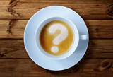 Coffee cup questions