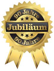 90 Jahre Jubiläum