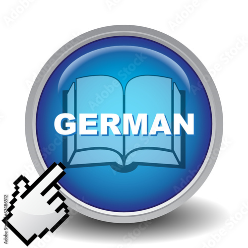 GERMAN BOOK ICON