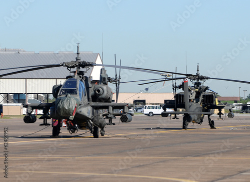 Military attack helicopters - 62486952