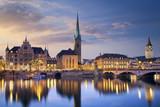 Fototapety Zurich.