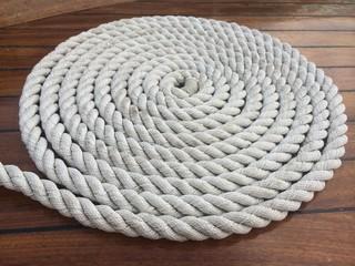 Sarmal şeklinde bir halat