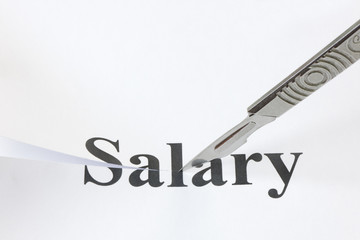 Cut in Salary