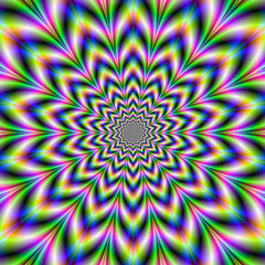 Fourteen Pointed Pulse