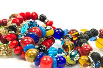 Colorful bracelets