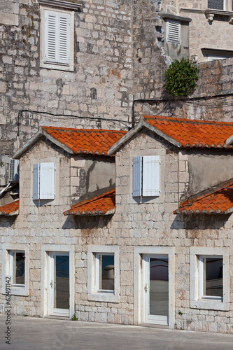 Stone Buildings of Trogir, Croatia