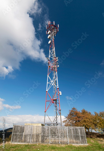 Telecommunication tower