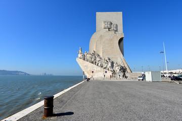Denkmal der Entdeckungen, Portugal, Belem, Lissabon