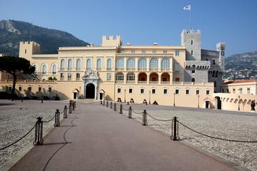 Principauté de Monaco, Palais Princier de Monaco