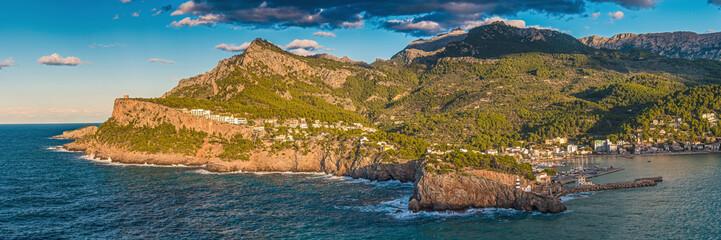 Port Soller Mallorca Spanien