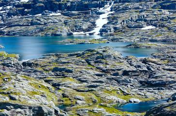 Summer rock (Norway)