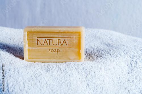 Natural soap - 62497731