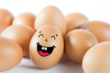 many eggs