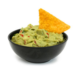 Mexique - Guacamole