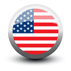 flag icon web button use