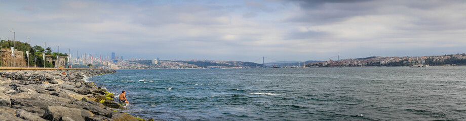 Istanbul - city view