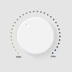 Vector volume music control