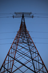 High Voltage Pylon