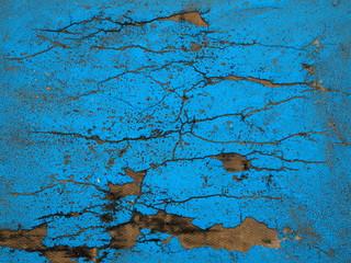 Struttura di legno ammalorata