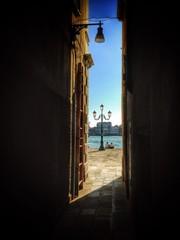 Venice, typical street