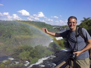Toccando l'arcobaleno