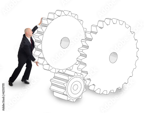 working gears