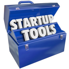 Startup Tools Toolbox Tips Advice Information Instructions