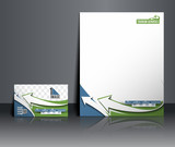Travel Tours Corporate Identity Template