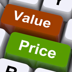 Value Price Keys Mean Product Quality And Pricing