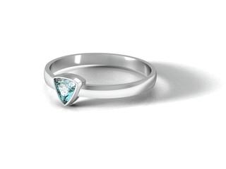 Pierścionek zaręczynowy 3