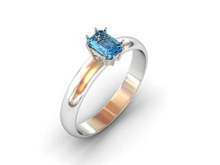 Pierścionek zaręczynowy 4