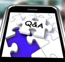Q&A Smartphone Shows  Questions Answers And Assistance